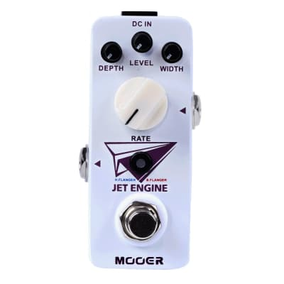 Mooer Jet Engine Digital Flanger NEW from Mooer for sale