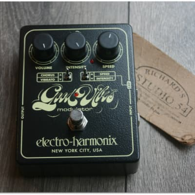 """Electro-Harmonix EHX """"Good Vibes"""""""
