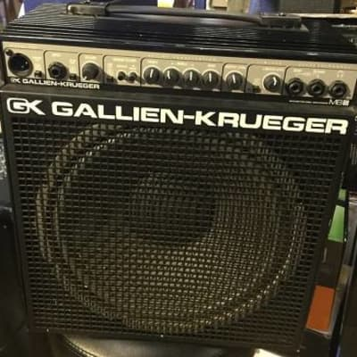 gallien krueger mb150s-112 amplificatore combo per bas... for sale