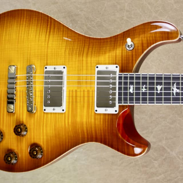PRS Paul Reed Smith McCarty 594 McCarty Burst 10 Top Brazilian Rosewood image
