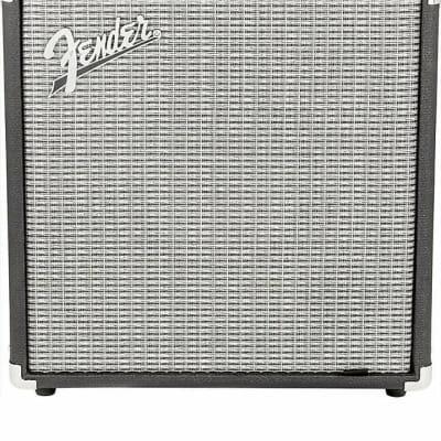 Fender Rumble 25 (V.3), 25 Watt 1x8 Bass Combo Amp *Factory Cosmetic Flaw, Full Warranty=Save $!