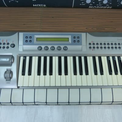 Korg Prophecy with latest OS #20 - japanese 100V version