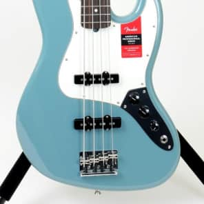 Store Demo | Fender American Professional Jazz Bass | Sonic Gray - Rosewood - Sonic Gray - Rosewood for sale