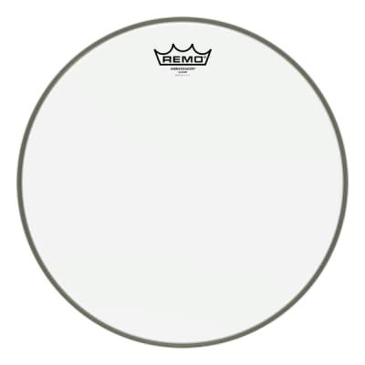 """Remo BA-0315-00 15"""" Clear Ambassador Batter Drum Head"""