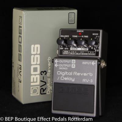 Boss RV-3 Digital Reverb/Delay 2001 s/n JP21174 as used by Radiohead