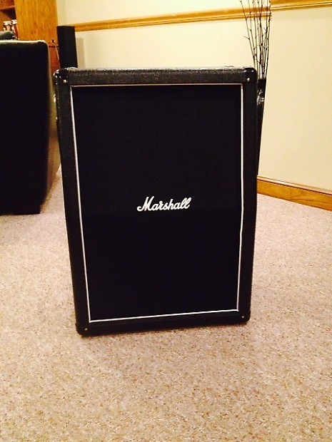 Marshall MX212a 2x12 vertical guitar cabinet | Reverb