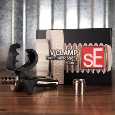 SE Electronics V-CLAMP Drum Microphone Mount