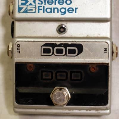 DOD FX 75 Stereo Flanger for sale