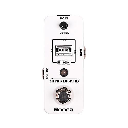 new mooer micro looper 30 minute loop pedal cheaperpedals reverb. Black Bedroom Furniture Sets. Home Design Ideas