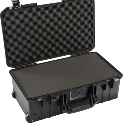 Pelican 015350-0001-110 1535Air Carry-On Case WL/WF, BLACK Demo