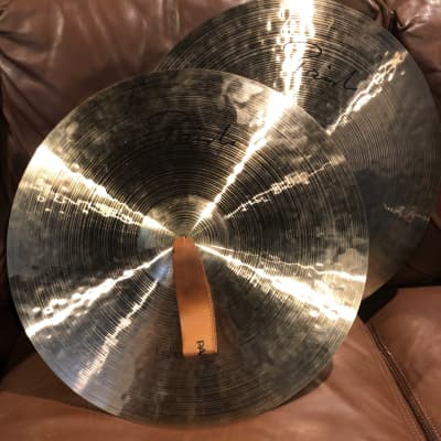 Paiste Symphonic Crash Cymbals (Pair)