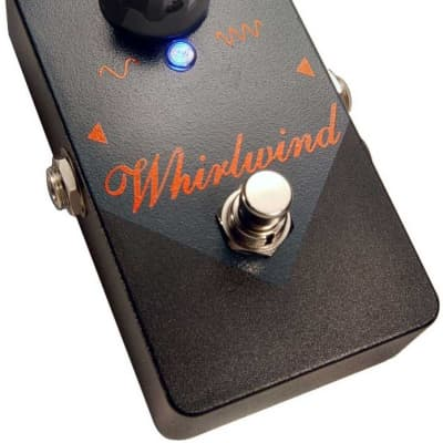 Whirlwind Rochester Orange Phaser Phase Shifter Pedal for sale