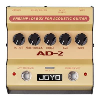 Joyo AD-2 Acoustic Preamp/DI