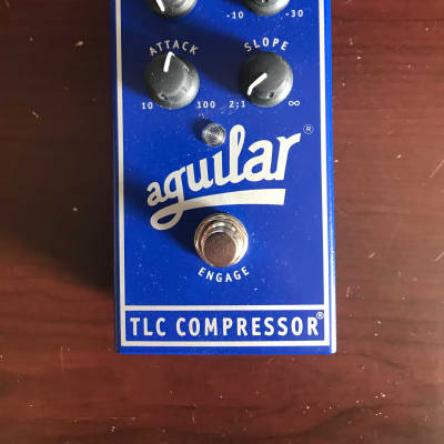 Aguilar TLC Bass Compressor for sale