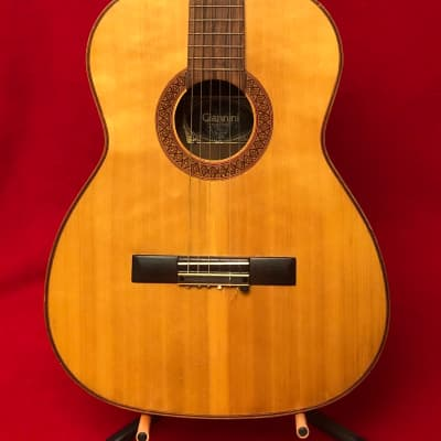 Giannini AWN 31 Classical Guitar 70's for sale