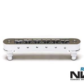 Graph Tech Resomax NV1 4mm Tune-o-matic bridge - Chrome