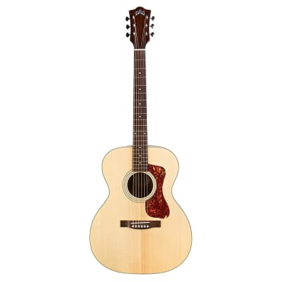 Guild OM-240E Orchestra Acoustic Electric Guitar With Bag for sale