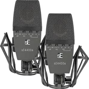 sE Electronics sE4400A SP Microphones (Stereo Pair)