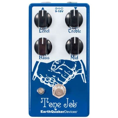 Earthquaker Devices Tone V2 Job EQ Boost for sale