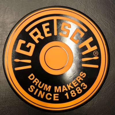 "Gretsch GREPAD6O 6"" Round Badge Practice Pad"