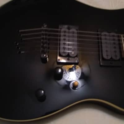Peavey Predator Plus ST String-Thru Electric Guitar 2010s Black for sale
