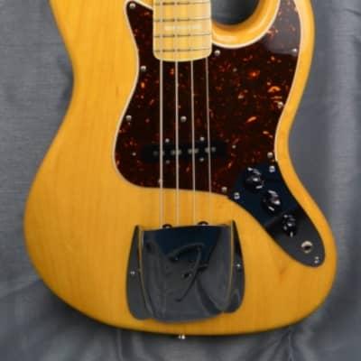 Fender Jazz Bass JB-75' M/NAT 2010 natural ash for sale