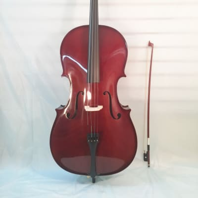 Celestini 3/4 Size 'Cello-Brand New-with Shop Setup-Bag and Bow Included!