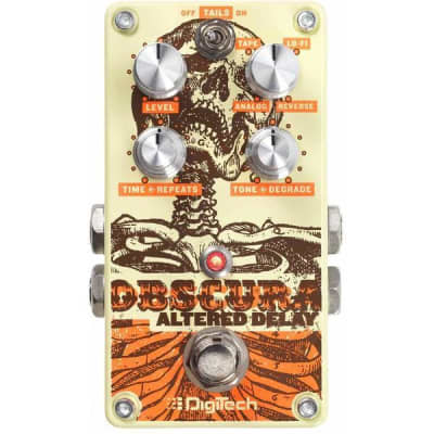 Digitech Obscura Altered Delay Pedal (2015) for sale
