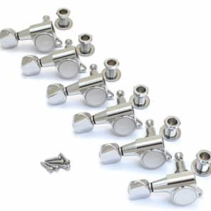 TK-0760-L10 Gotoh Lefty Left-Handed Sealed 6L Mini Guitar Tuners