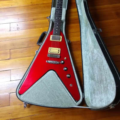 Ibanez Rocket Roll RR50 1982 Red for sale