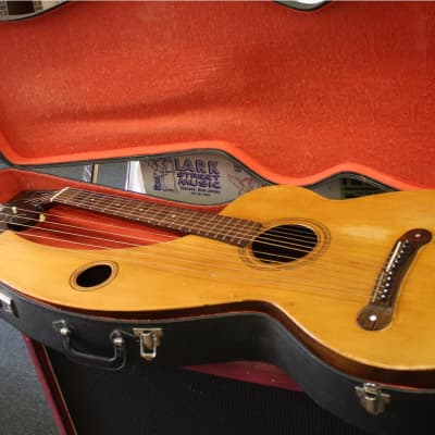 Dyer Harp Guitar, Style 4 ≈1920 for sale