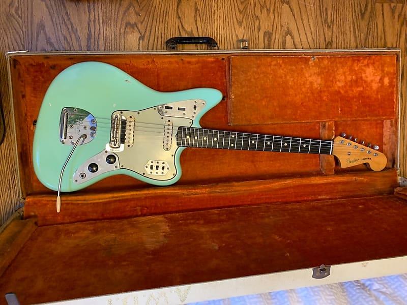 Fender Jaguar 1965 Sea Foam Green Michael S Gear Depot