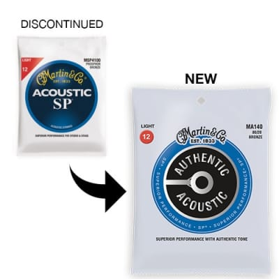 Superior Performance Acoustic guitar strings MA170 80/20 Bronze Extra Light
