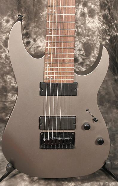 Ibanez Rg 8004 : ibanez rg8004 8 string electric guitar gray pewter reverb ~ Russianpoet.info Haus und Dekorationen