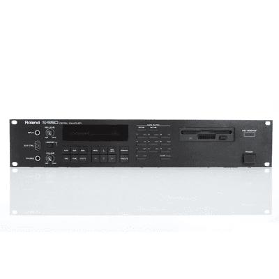 Roland S-550 Digital Sampler 1988