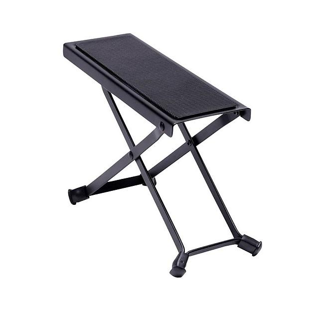 on stage fs7850b guitar foot rest ken stanton music reverb. Black Bedroom Furniture Sets. Home Design Ideas