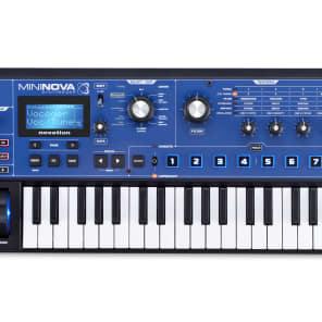 Novation Mini Nova Synthesizer with Vocoder