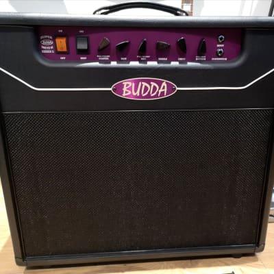 BUDDA BUDDA Superdrive 45 Valve Combo Amp + Cover + Footswitch 2011 - 2019 Black for sale