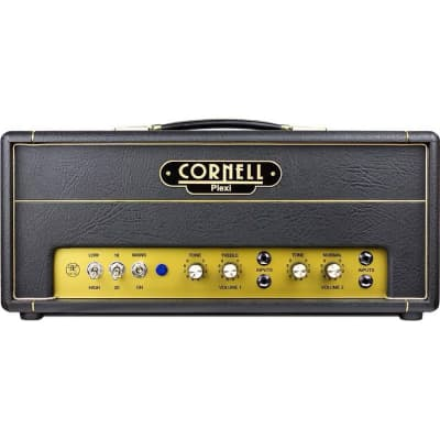 Cornell Plexi 18/20 Studio Pro Handwired 20W Head for sale