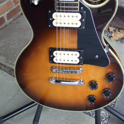 Odessa Single Cut 1978-82 Made In Japan Tobacco Burst With Cream Binding Gotoh Pickups for sale