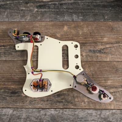 Squier Jaguar Wiring Diagram - Wiring Diagram G11 on