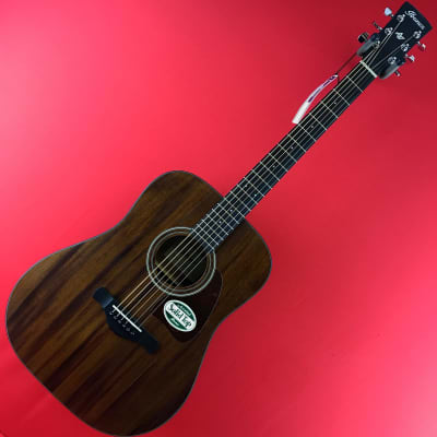 [USED] Ibanez AW54OPN Artwood Dreadnought Acoustic Guitar, Open Pore Natural (See Description).