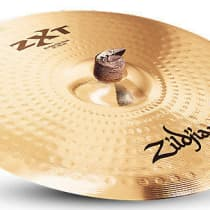 "Zildjian 14"" ZXT Medium-Thin Crash 2010s Brilliant image"