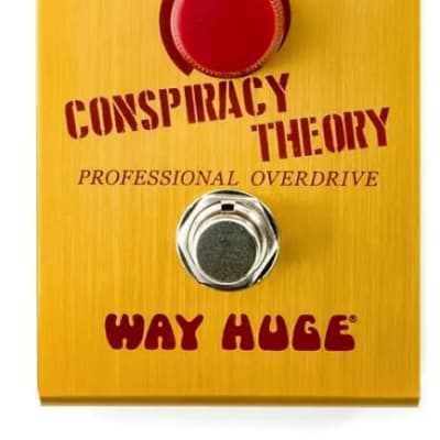 Way Huge WM20 Conspiracy Theory Overdrive Pedal