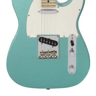 Fender American Professional Telecaster - Mystic Seafoam with Maple Fingerboard for sale