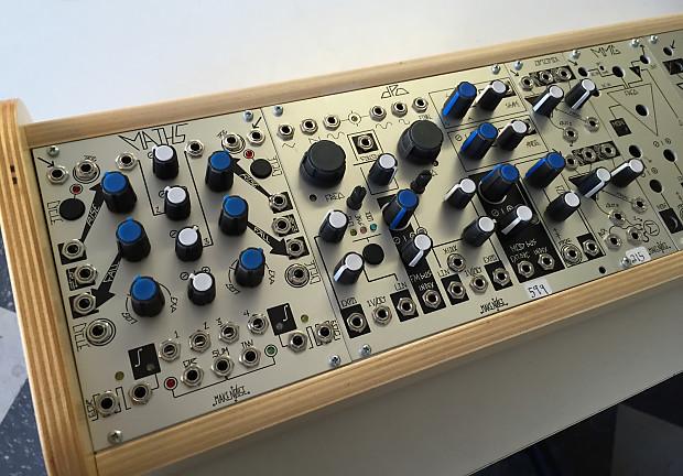 make noise system 0 modular synthesizer reverb. Black Bedroom Furniture Sets. Home Design Ideas