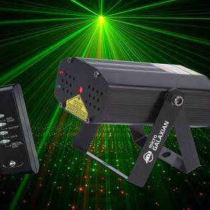 American DJ GALAXIAN Green/Red DMX Laser