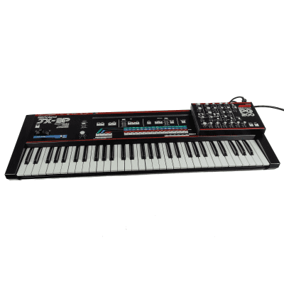 Roland JX-3P 61-Key Programmable Preset Polyphonic Synthesizer with PG-200 Programmer