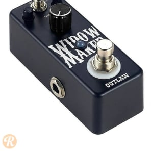 Outlaw Effects Widow Maker Metal Distortion 2015