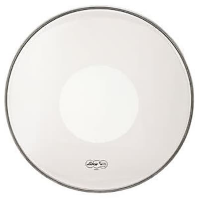 """Ludwig LW6112 Weather Master 12"""" Heavy Silver Dot Batter Drum Head"""